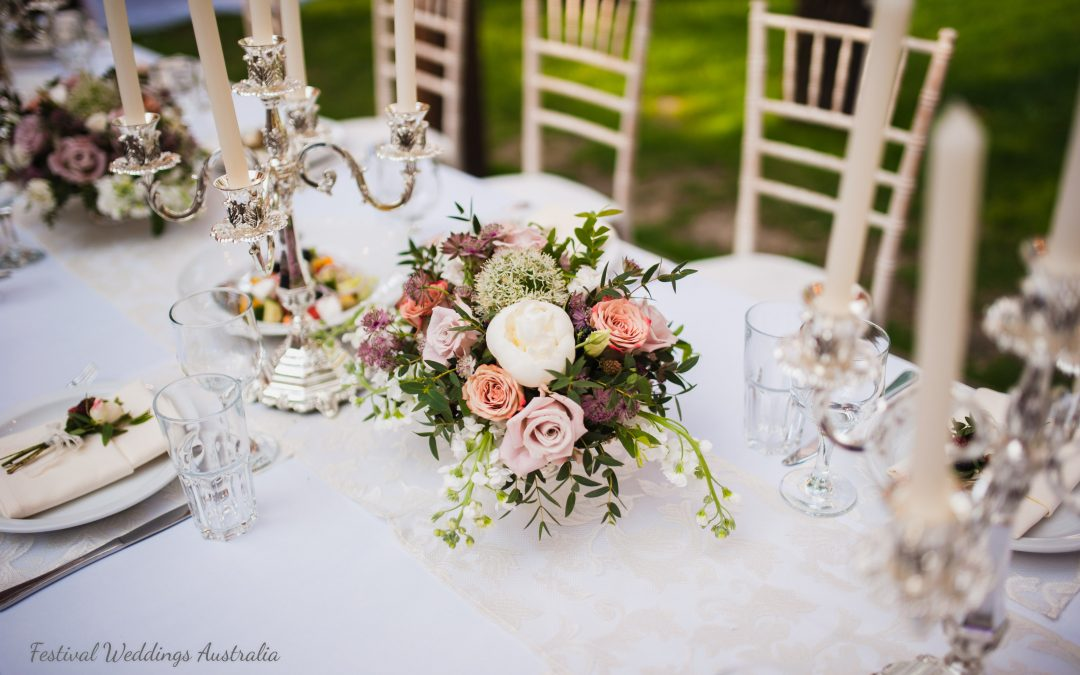 Festival Weddings Australia will Style Your Wedding or Event!